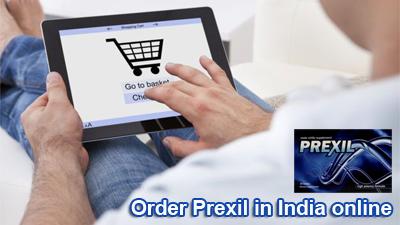 order prexil in india online