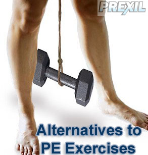 premature ejaculation exercise alternatives