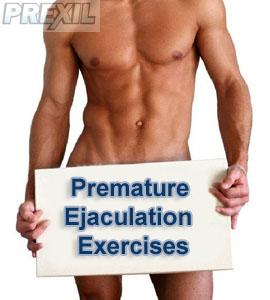 premature ejaculation exercises
