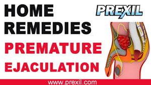 premature ejaculation home remedies