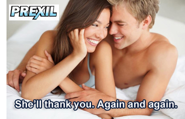 prexil premature ejaculation supplement