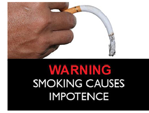smoking can lead to premature ejaculation