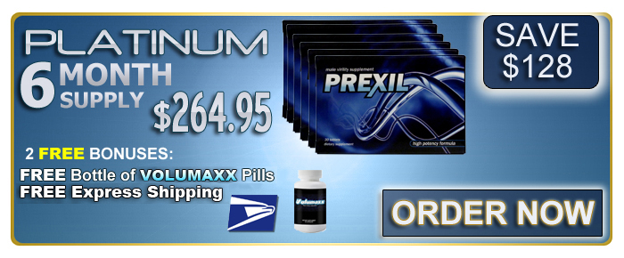 prexil 6-month supply